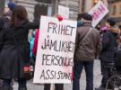 Manifestation om personlig assistans